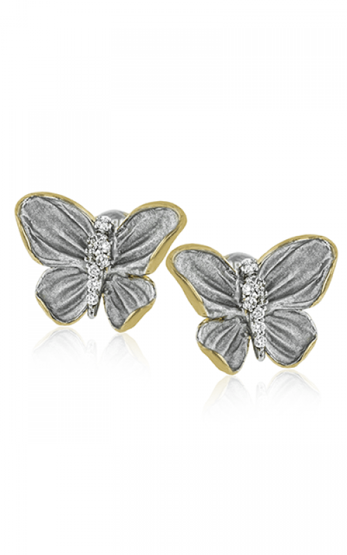 Simon G Organic Allure Earrings DE267 product image
