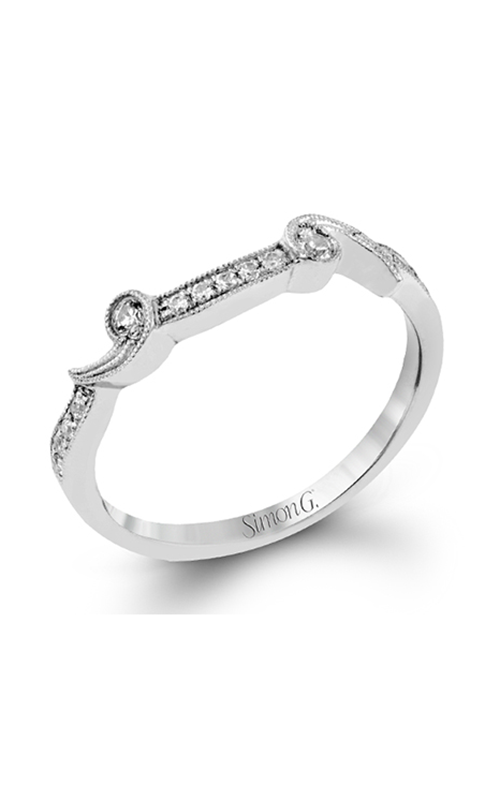 Simon G Passion Wedding band TR524 product image