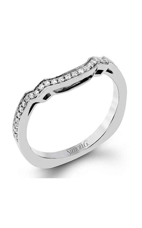 Simon G Passion Wedding band TR484 product image