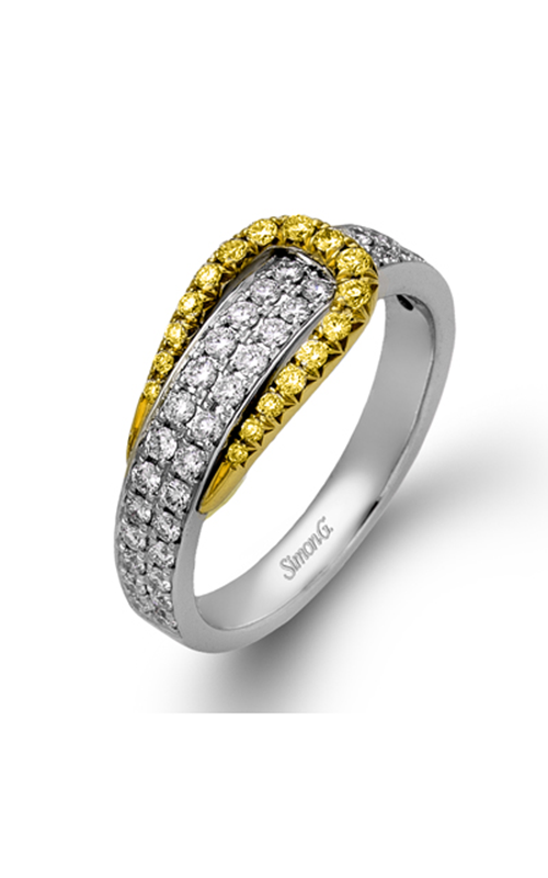 Simon G Buckle Fashion ring TR208 product image