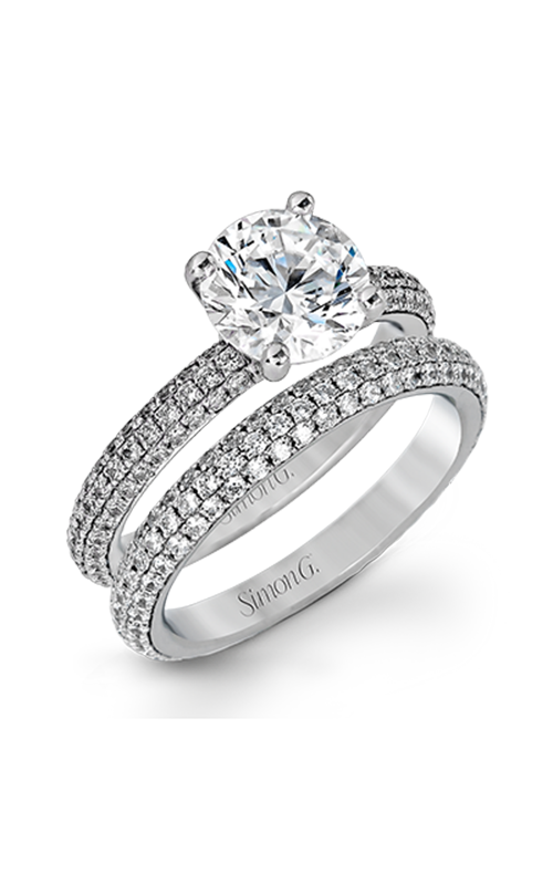 Simon G Modern Enchantment Engagement ring TR152 product image