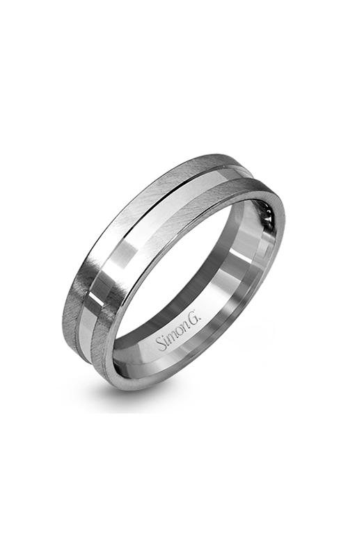 Simon G Men Collection Wedding band LG105 product image