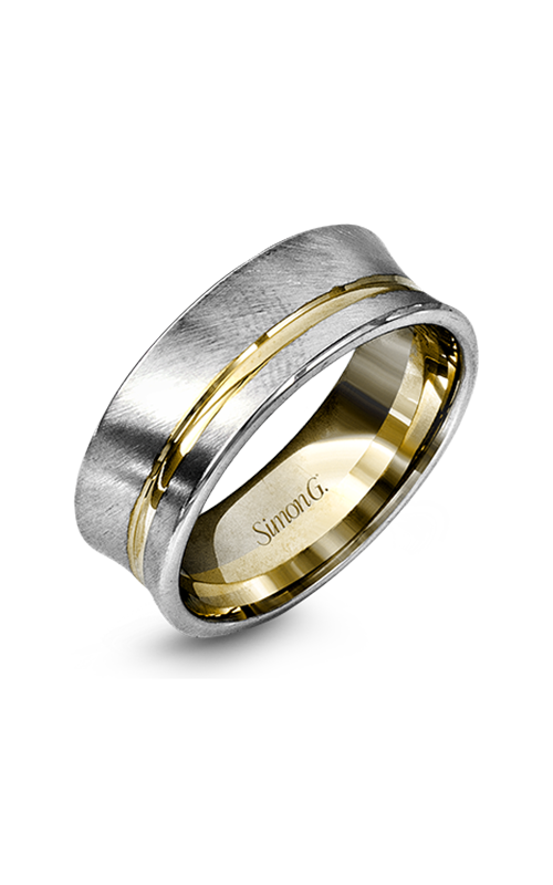 Simon G Wedding band Men Collection LG111 product image
