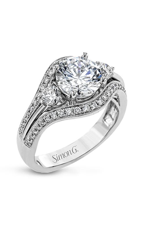 Simon G Vintage Explorer Engagement Ring NR531 product image