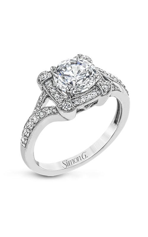 Simon G Vintage Explorer Engagement ring NR526 product image