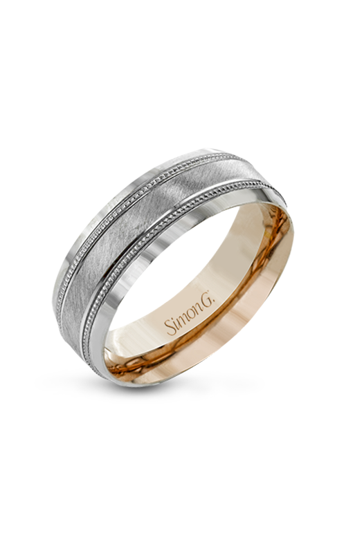 Simon G Men Collection Wedding band LG188 product image