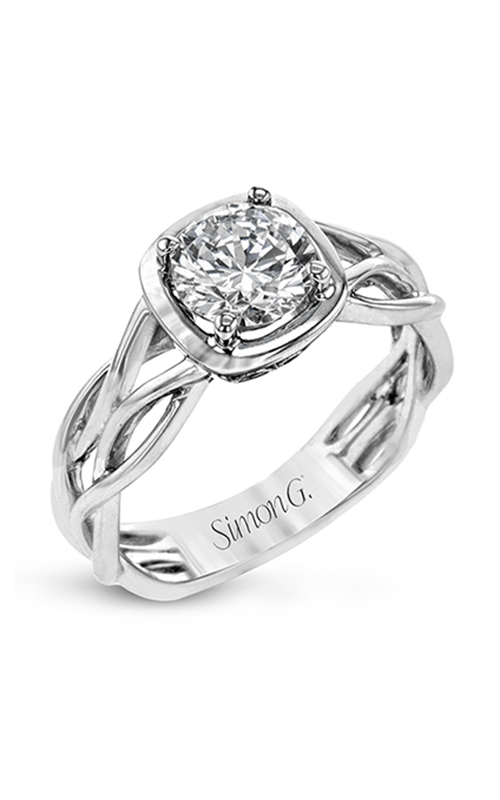 Simon G Solitaire Engagement Ring MR2960 product image