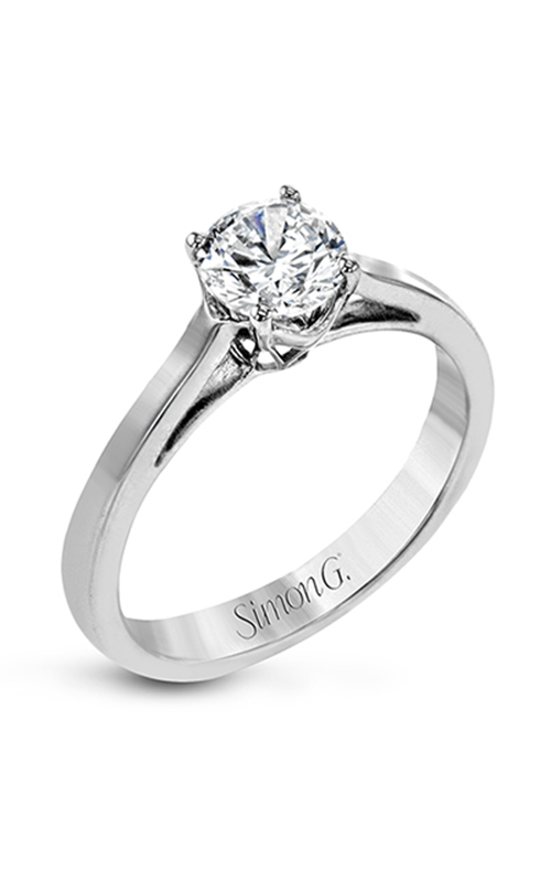 Simon G Solitaire Engagement ring MR2957 product image