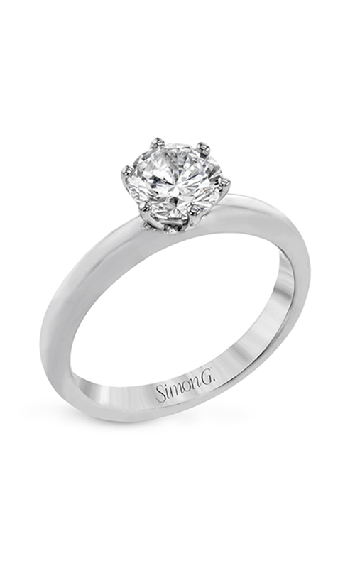 Simon G Solitaire Engagement ring MR2953 product image