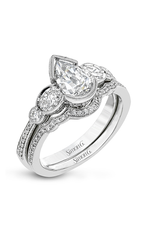 e73704e554e64 Simon G Vintage Explorer Engagement ring MR2929 product image Click to  Enlarge the Image
