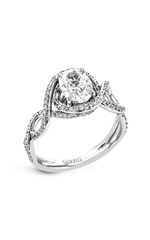 Simon G Engagement ring Passion LP2304-OV product image