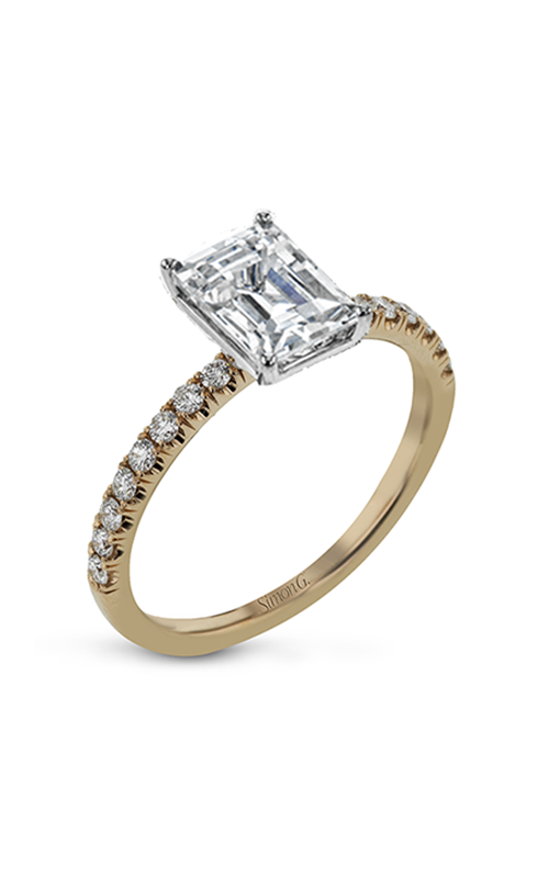Simon G Engagement ring Classic Romance LR1083-EM product image