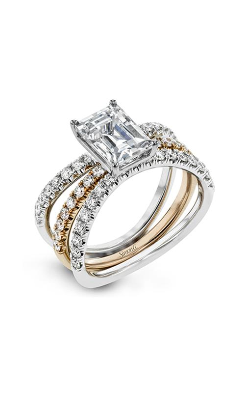 Simon G Classic Romance Engagement ring LR1083-EM product image