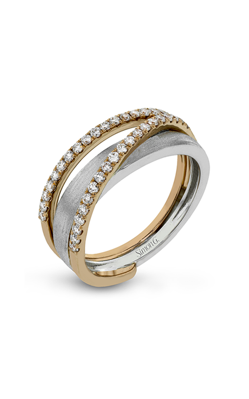 Simon G Classic Romance Fashion Ring LR1123 product image