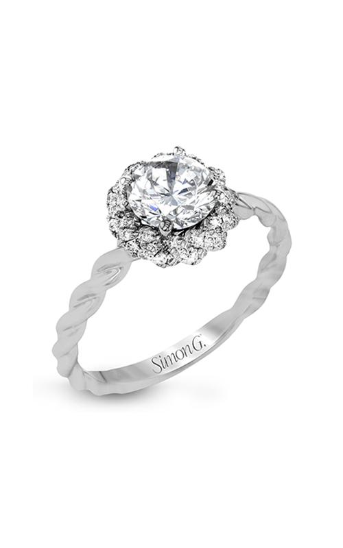 Simon G Classic Romance Engagement ring LR1133 product image