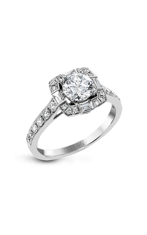 Simon G Vintage Explorer Engagement ring LR1151 product image