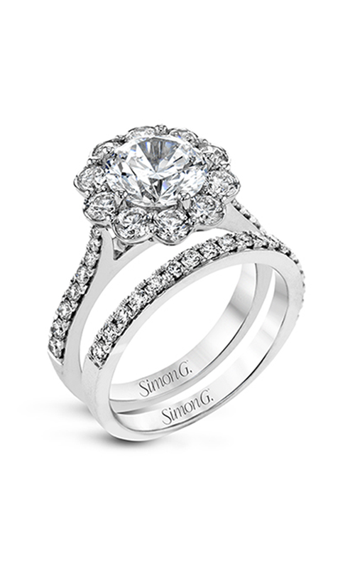 Simon G Vintage Explorer Engagement ring MR2579 product image