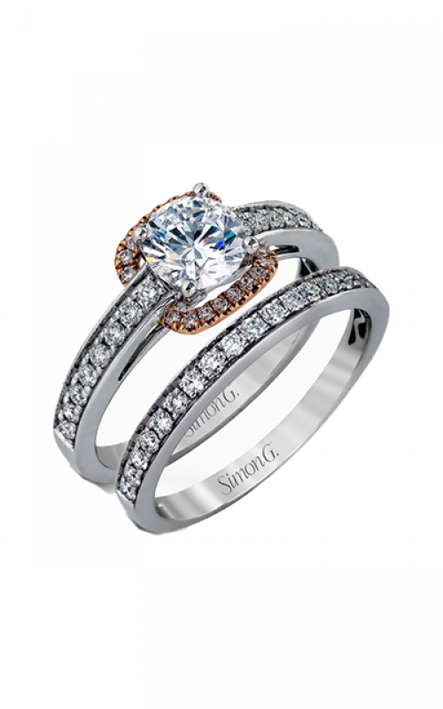 Simon G Delicate Engagement ring MR1894-D product image