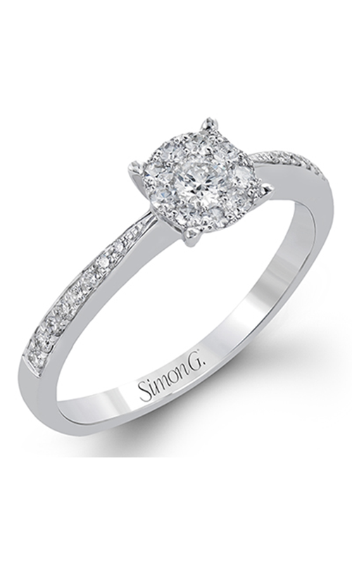 Simon G Mosaic Engagement ring MR2679 product image