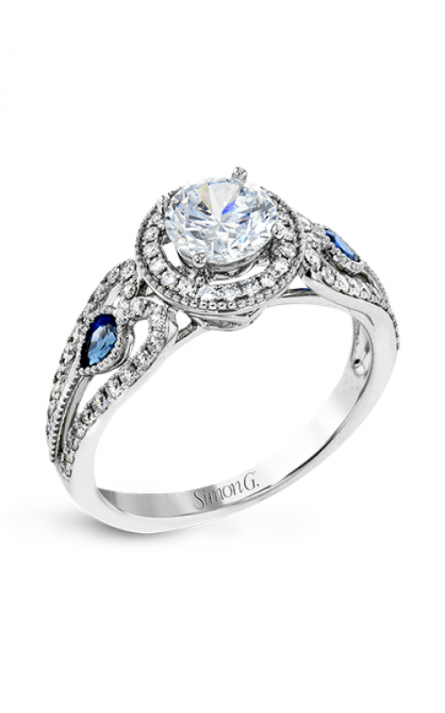 Simon G Vintage Explorer Engagement ring LP2353 product image