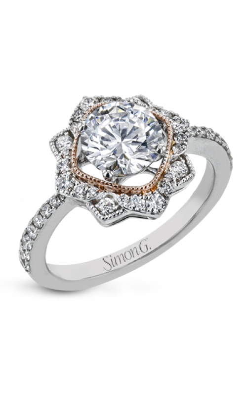 Simon G Vintage Explorer Engagement ring LR2680 product image