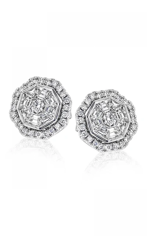 Simon G Mosaic Earrings LE4564 product image