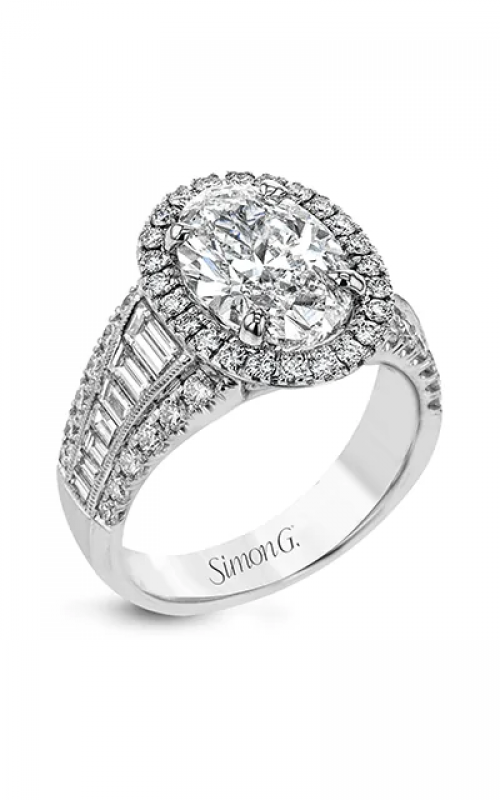 Simon G Passion Engagement ring LR1164-OV product image