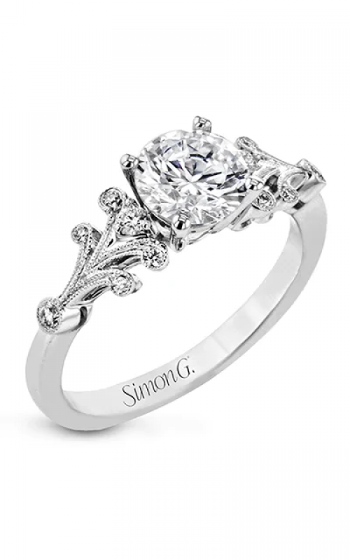 Simon G Engagement Ring TR777 product image