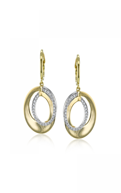 Simon G Earrings Earring Le2314-y product image