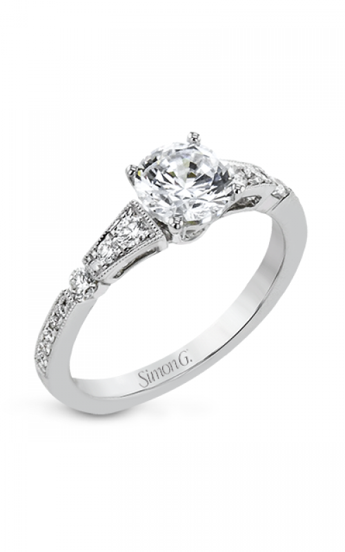 Simon G Semi-Mounts Engagement ring Tr800 product image