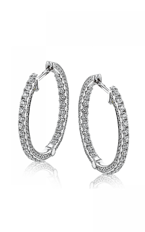 Simon G Earrings LE4596 product image