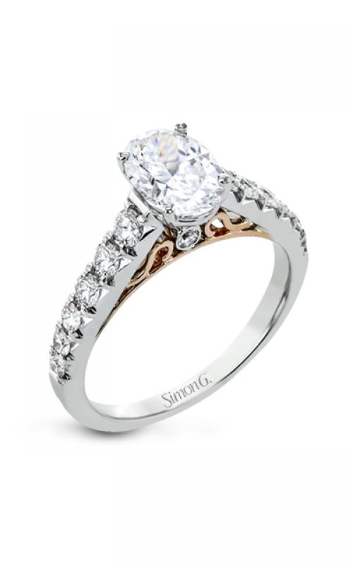 Simon G Neo Engagement ring LP2356-OV product image