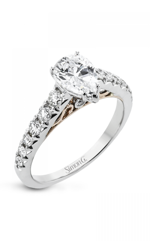 Simon G Neo Engagement ring LP2356-PR product image