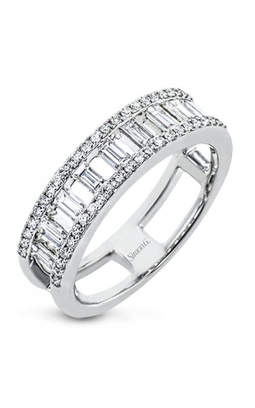 Simon G Wedding band LR2603 product image