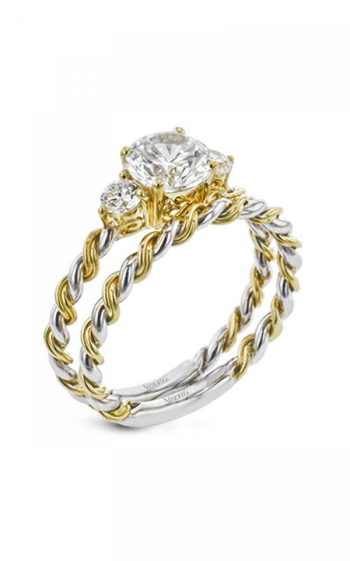 Simon G Twist Engagement ring LR2637 product image