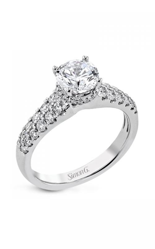 Simon G Underhalo Engagement ring LR2810 product image