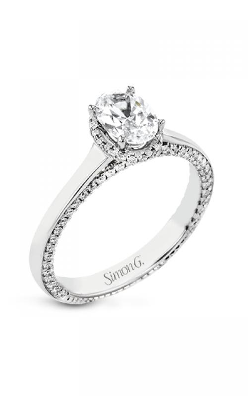 Simon G Side Hustle Engagement ring LR2817 product image