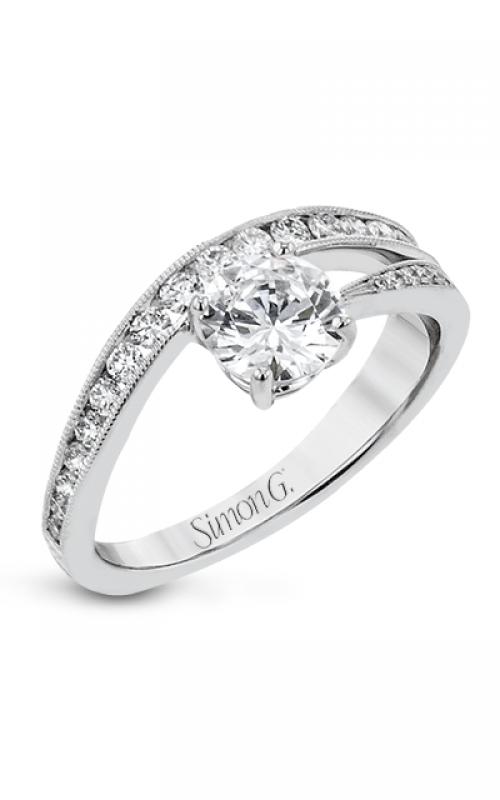 Simon G Lightning Bolt Engagement ring LR2822 product image