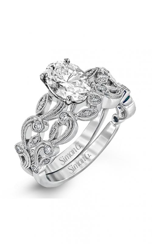 Simon G Trellis Engagement ring TR473-OV product image