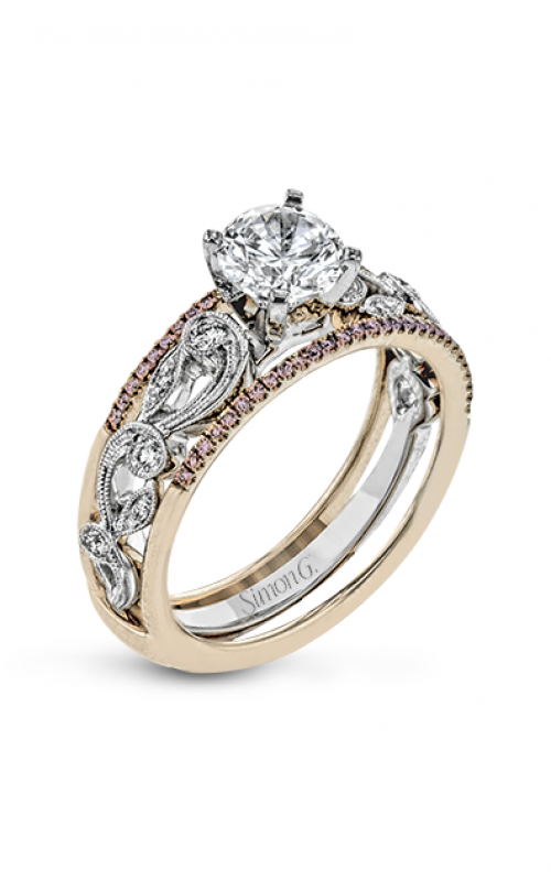 Simon G Engagement ring TR733 product image