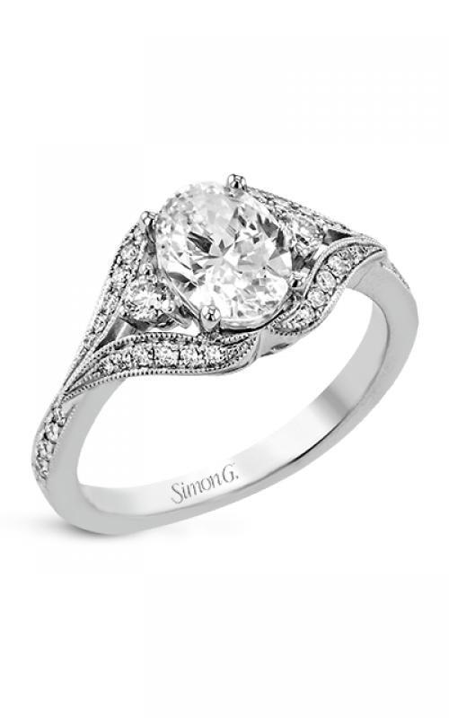 Simon G Roxy Engagement ring TR796 product image