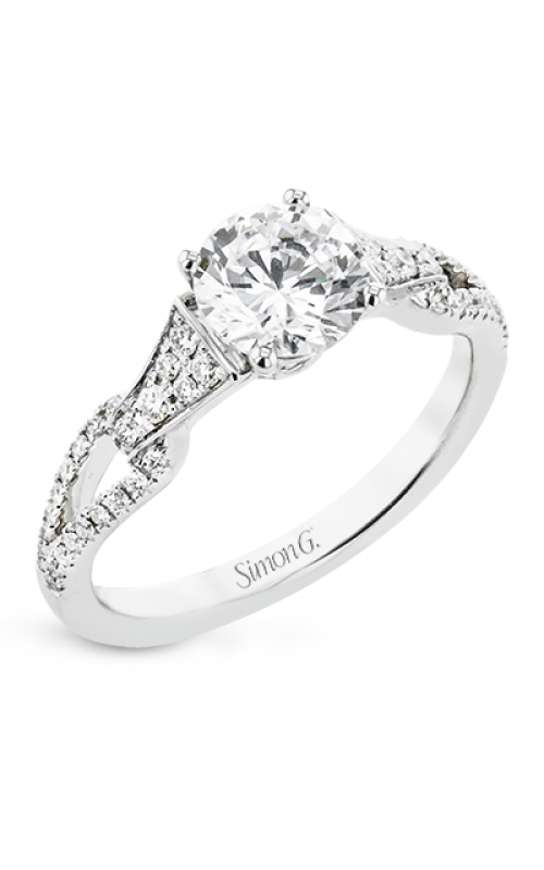 Simon G Roxy Engagement ring TR801 product image