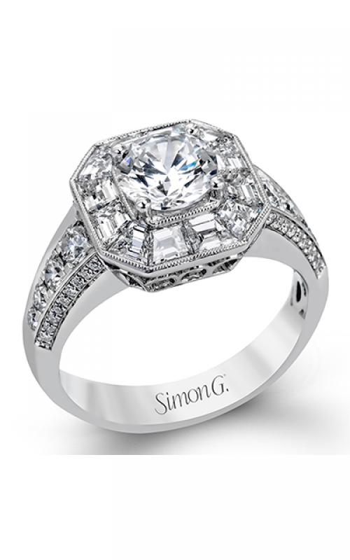 Simon G Engagement ring MR2384 product image