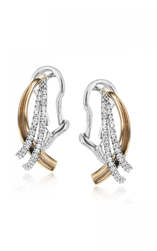 Simon G Clio Earrings NE184 product image