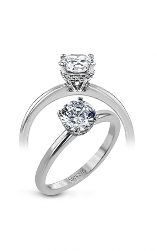 Simon G Underhalo Engagement ring LR2226 product image