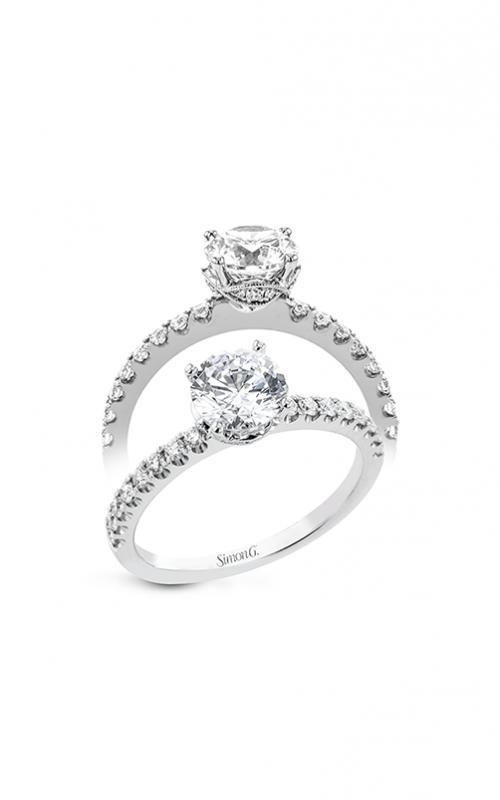 Simon G Underhalo Engagement ring LR2828 product image