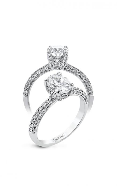 Simon G Underhalo Engagement ring LR2856 product image