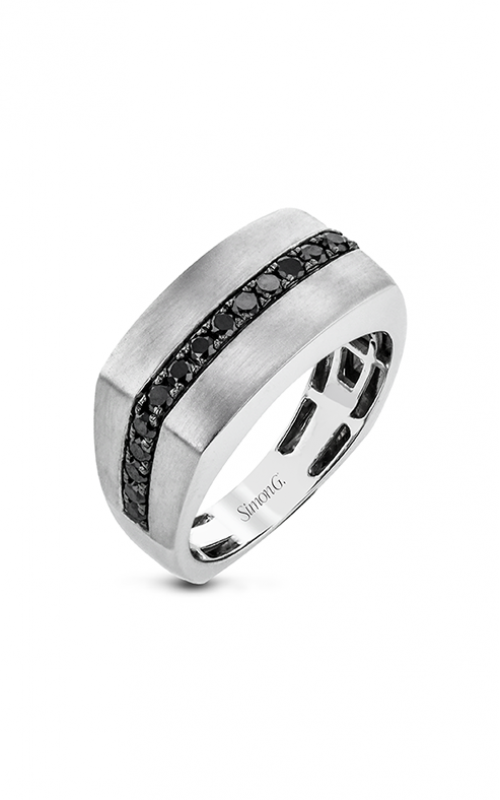 Simon G Wedding band LR2746 product image