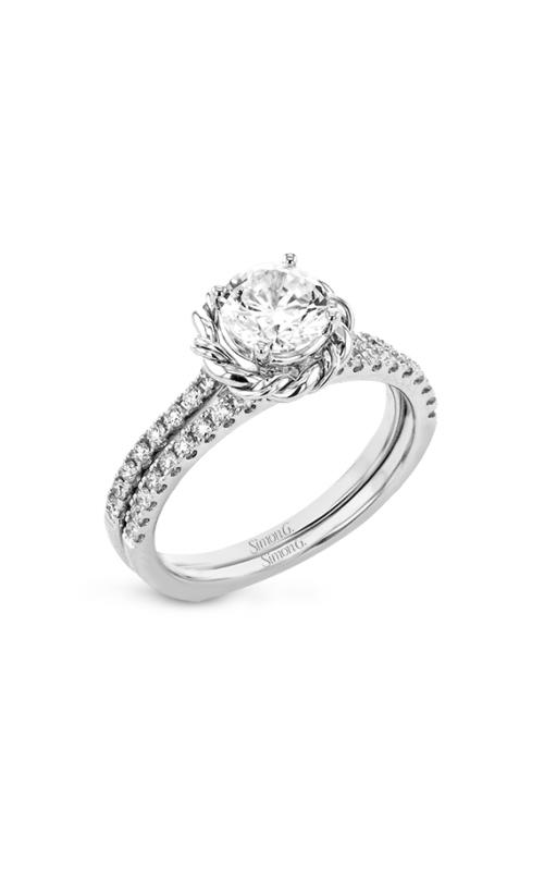 Simon G Twist Engagement ring LR2859 product image