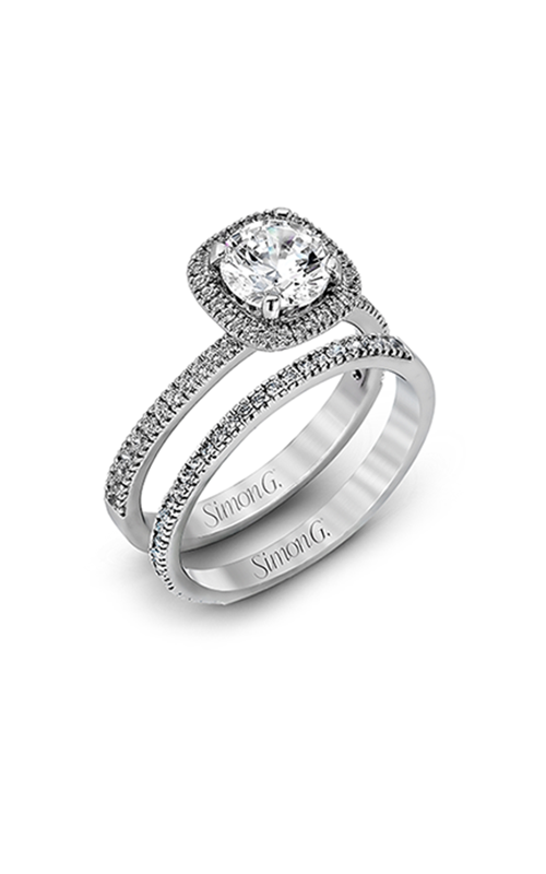Simon G Passion Wedding Set MR1842-A product image